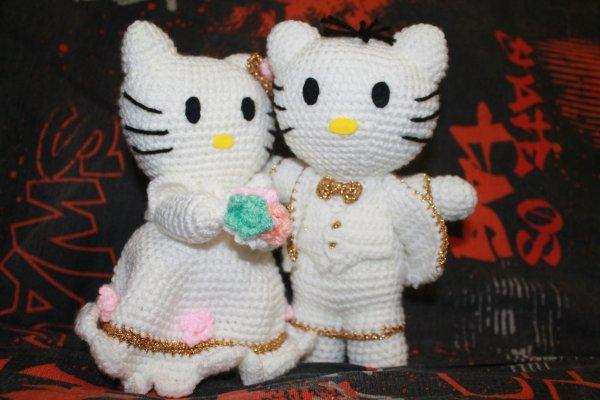 couple hello kitty