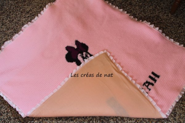 couverture  pour  ma  filleuil