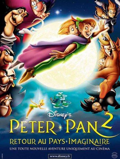 Résumé de Peter Pan 2