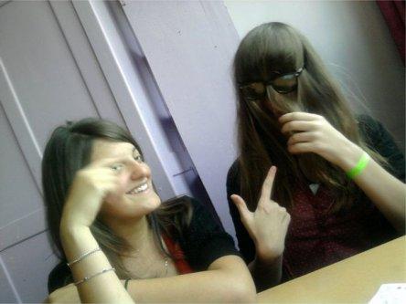 Marwa & Julie. --> ♥