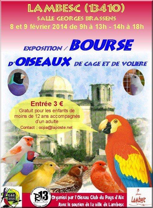 Expo bourse de LAMBESC