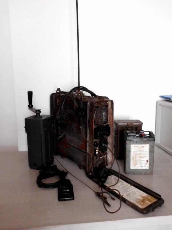 radio feldfu.c avec son matériels