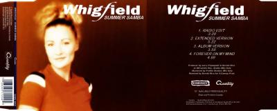 """Pochette inédite du single tres rare """"summer samba"""""""