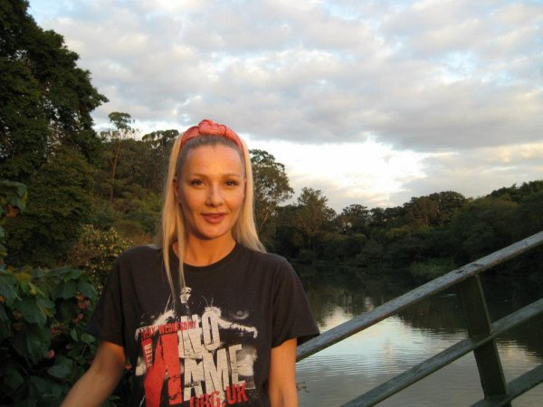 Whigfield a Sao Paulo 2012