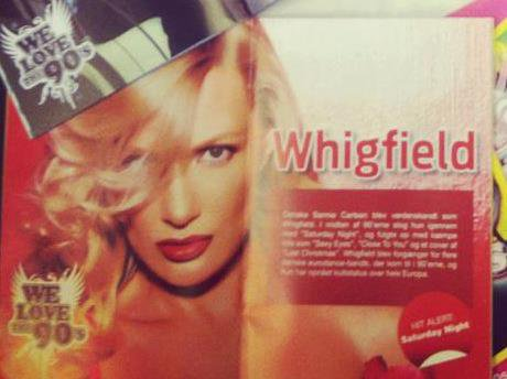 whigfield - new look super sexy  2012
