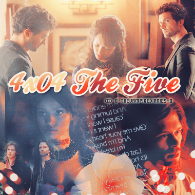 ___125 #_________________________________________4x04 The Five_______________________________________