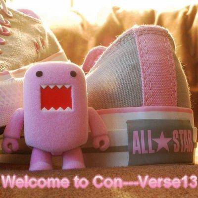 Bienvenue sur Con---verse13 !!!