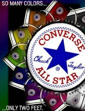 1000 et 1 Converse !