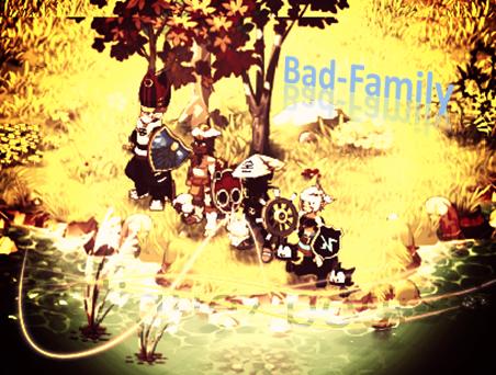 Présentation Bad-Family