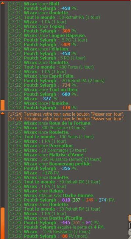 Wizax, ses modes fumés au niveau 163 !
