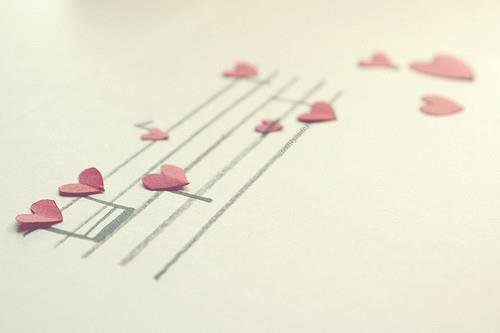 """""""L'amour n'est pas compliqué.Les gens le sont """""""