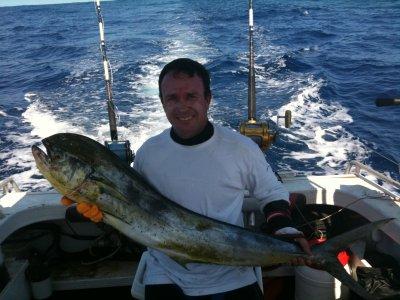 pêche du 10 septembre 2010 recherche DCP petite île