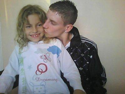 moi et ma niece d'amour