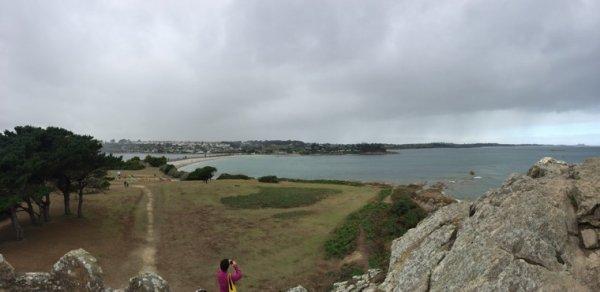 Au revoir la Bretagne!