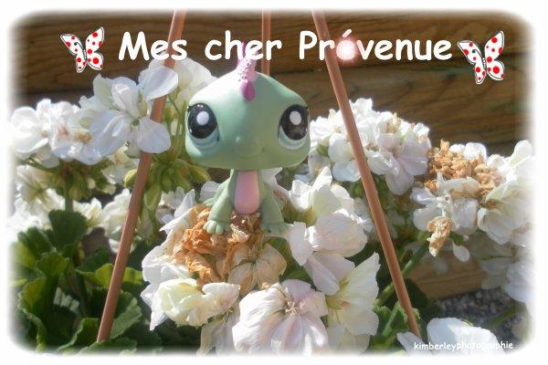 Les Prévenue !!