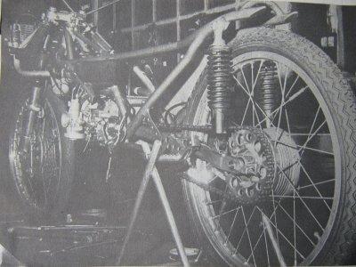 écurie derbi de la grande époque du championat du monde 50 cc