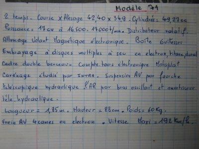 DETAILS TECNIQUE écurie derbi de la grande époque du championat du monde 50 cc