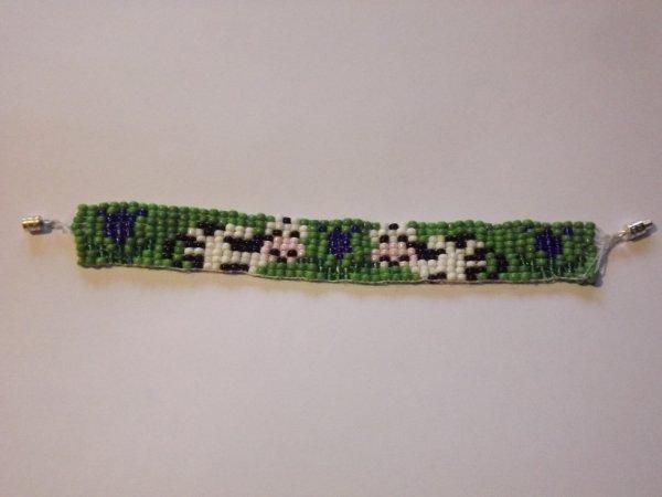 Bracelet vaches