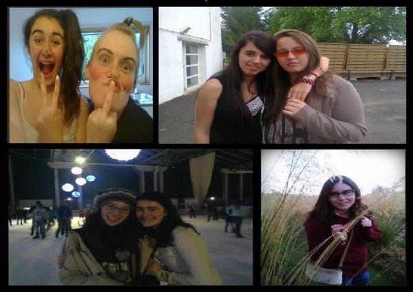 Une année super cool avec vous les gens <3 vous aller grave me manquer :'( <3