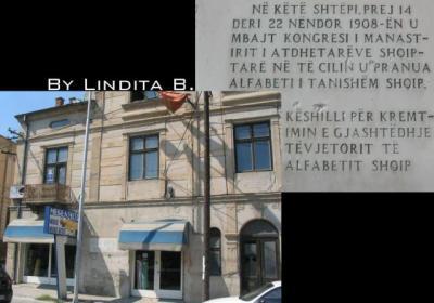 L'alphabet Albanais