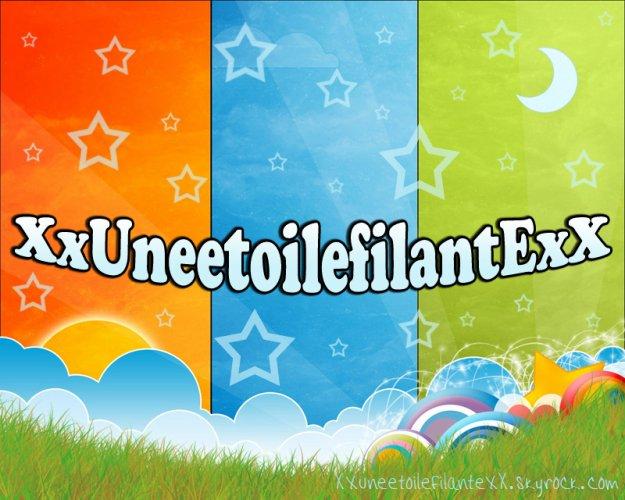 Blog de XxUneetoilefilanteXx