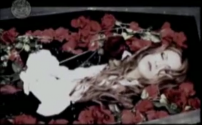 Vampire Kamijo (extrait du clip/Making of The Revenant Choir )