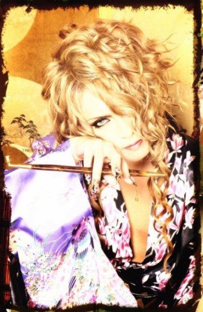 Kamijo époque LAREINE/ New Sodmy/Versailles