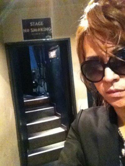 Nouvelles photos de Kamijo sur Kamijo World