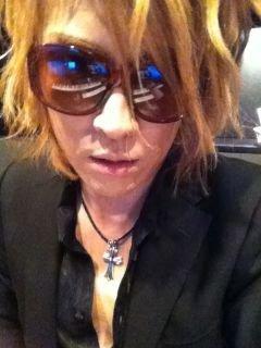 Photo posté par Kamijo sur son twitter <3