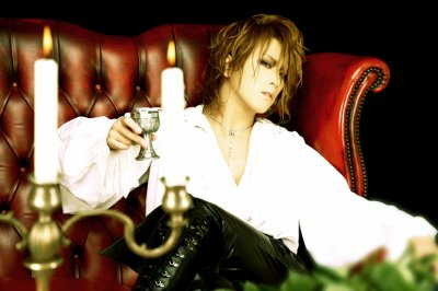 Photos tiré du photobook de Kamijo World