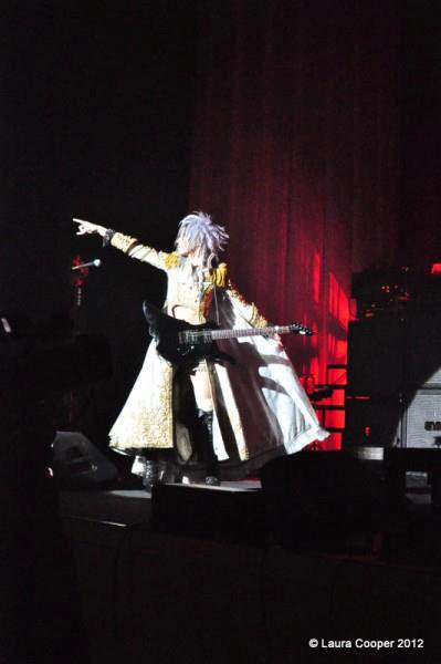 ~Versailles Spring Tour 2012 ~Rhapsody of the Darkness~