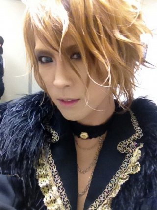 Nouvelle photo de Kamijo<3