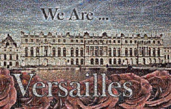 Joyeux Anniversaire à Versailles