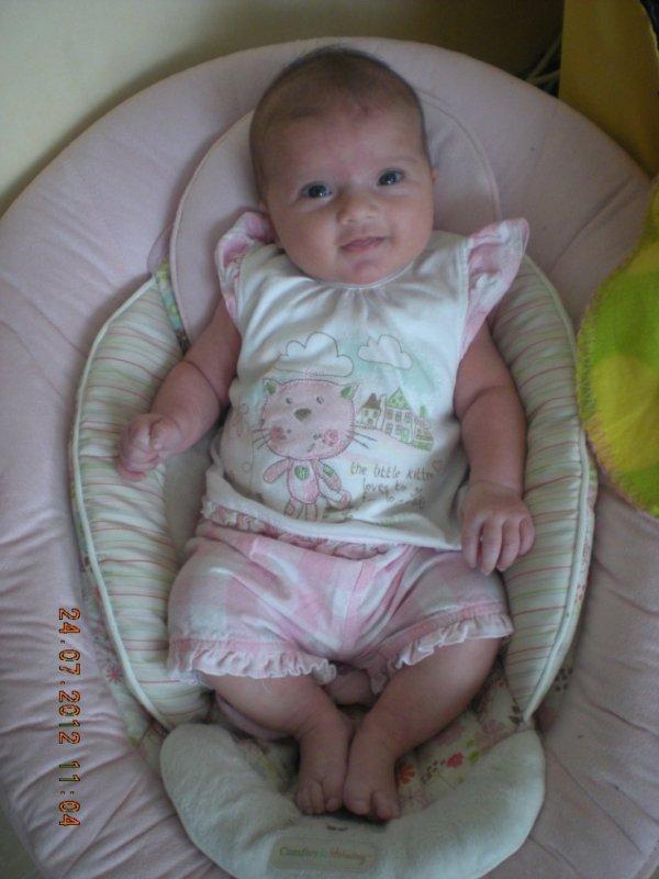 ma fille ki souri
