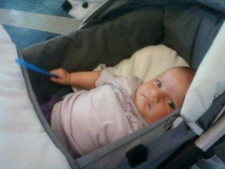 ma fille au metro de charleroi