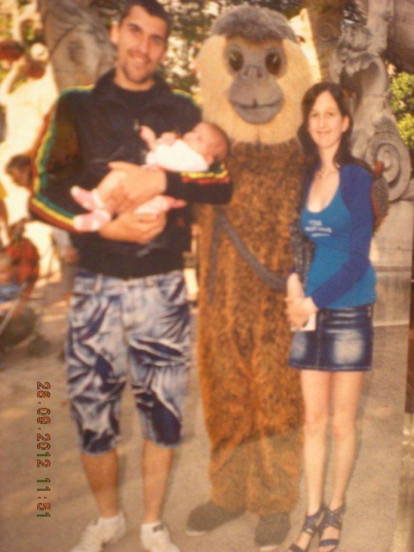 ma famille et l homme singe