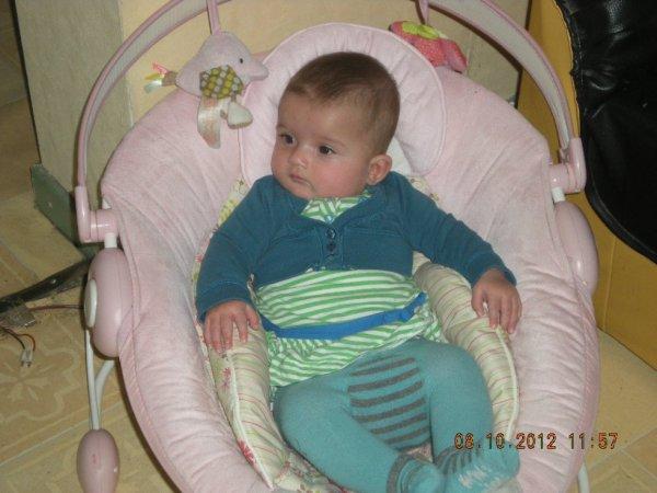 ma fille a casiment 5 mois