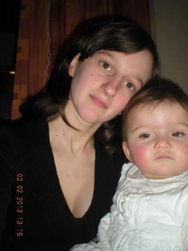 moi et ma fille d amour