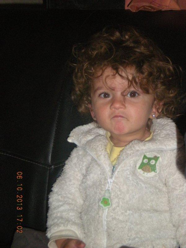expression de ma fille