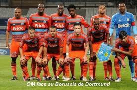 Olympique de Marseille 2012