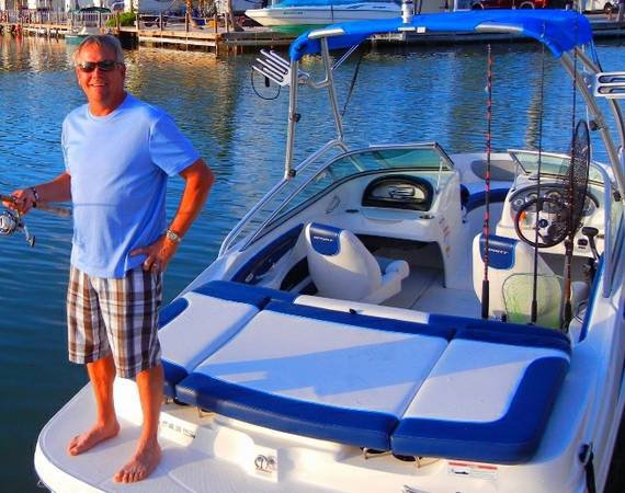 2011 SEA RAY SPORT W WAKEBOARD TOWER 21 FOOT