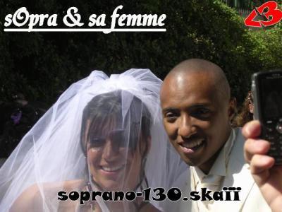 Soprano Et Sa Femme A Leur Mariage Blog De Pupuce Sasa