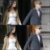 Jeudi 30 Juin : Justin Bieber et Selena Gomez quittant ensemble un restaurant à New York.