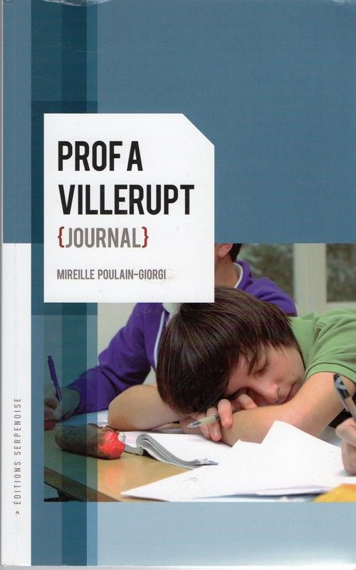 Prof à Villerupt {Journal}