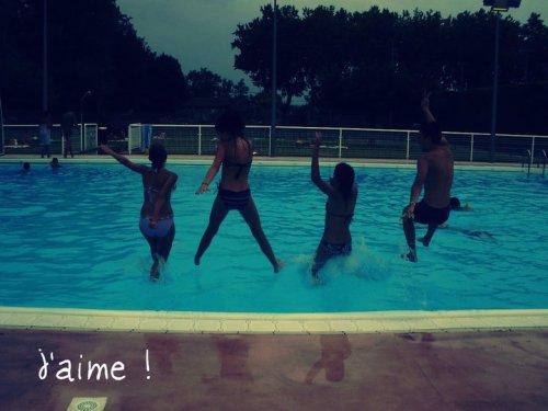les journée  la piscine 2
