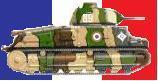 Les Chars Francais de la seconde guerre mondiale