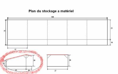 plan du hangar agricole moi et l 39 agriculture ne fais qu 39 1. Black Bedroom Furniture Sets. Home Design Ideas
