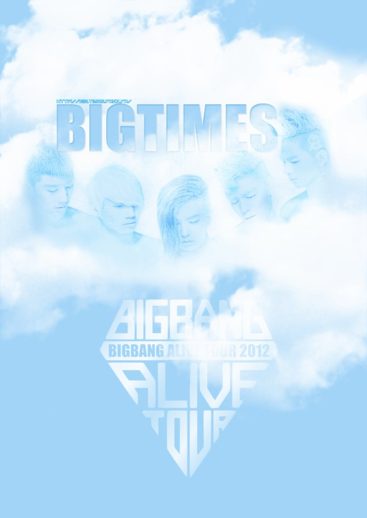 BIGBANG ALIVE TOUR FRANCE