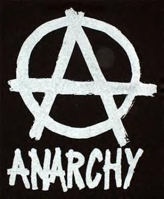 Anarchie.