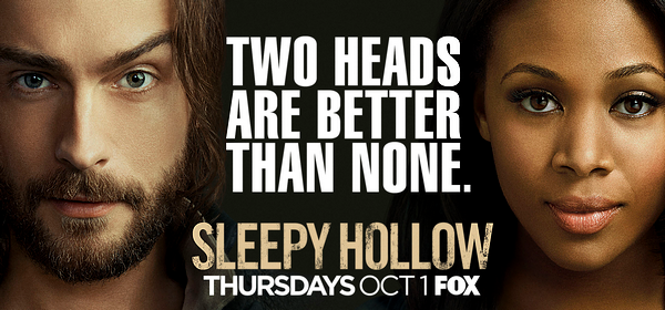 • • • Première photo promo de la saison 3 de Sleepy Hollow • • • 03 Septembre 2015